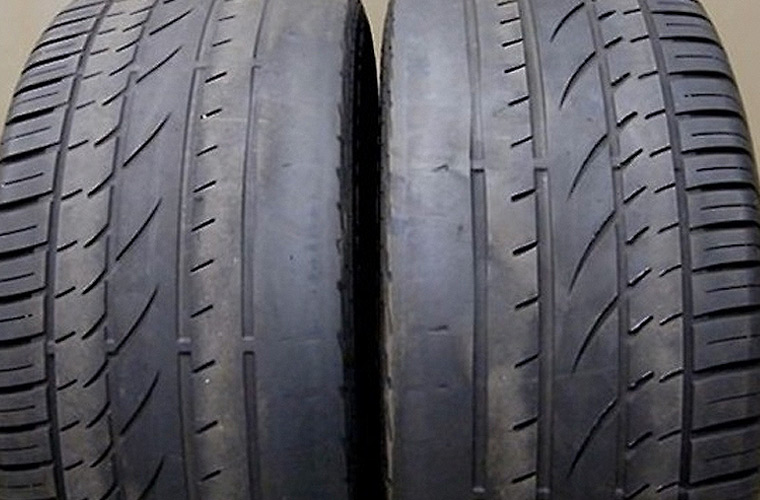Bald? Flat? Worn? Recognise tyre damage and avoid a blowout