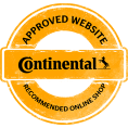 Continental Approved Website logo
